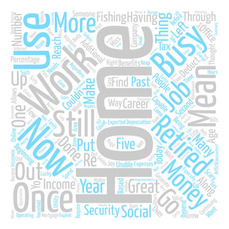 unable: Sixty Five Does Not Mean Unable To Work Word Cloud Concept Text Background
