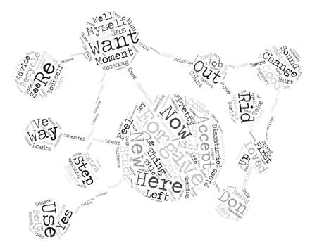 well loved: Well Loved How To Get Rid Of What You Don t Want Word Cloud Concept Text Background