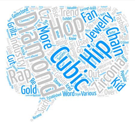 craze: Hip Hop Craze text background word cloud concept