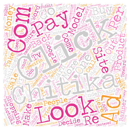Chitika What Went Wrong text background wordcloud concept Иллюстрация