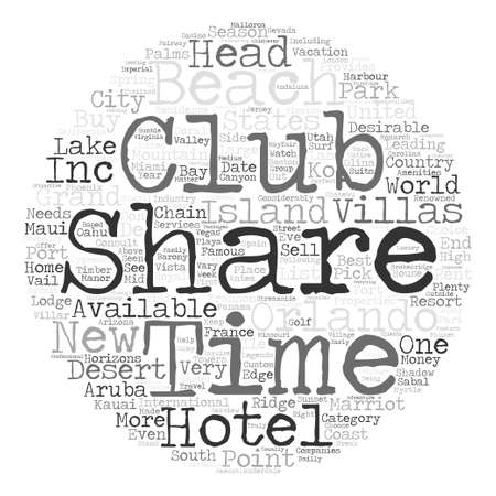 marriot timeshares text background word cloud concept