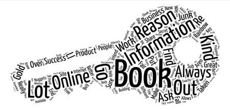 The E Book Fairytale Word Cloud Concept Text Background