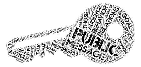 Where is the Best PR Value text background word cloud concept