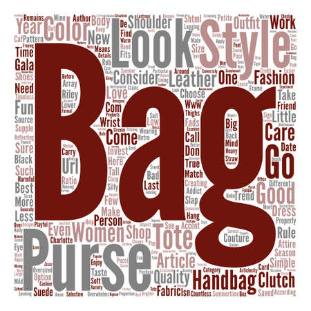 Tote couture text background word cloud concept  イラスト・ベクター素材