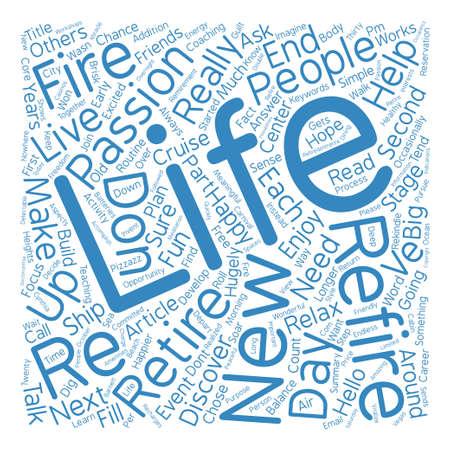 Let s Refire Together Word Cloud Concept Text Background Çizim