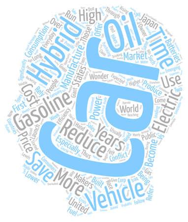 Hybrid vehicles2 text background wordcloud concept
