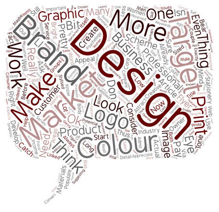make summary: Just What Do We Pay Graphic Designers For text background wordcloud concept