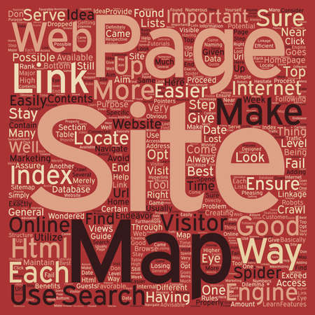 indexed: JP html site map text background wordcloud concept
