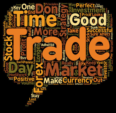 How To Trade Successfully In The Forex Market text background wordcloud concept