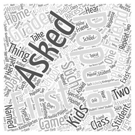 named person: Im not popular Word Cloud Concept