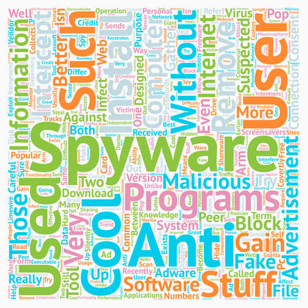 remove spyware2 1 text background wordcloud concept