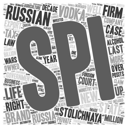 arrests: Russia s Vodka Wars text background wordcloud concept