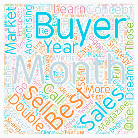 Sales Strategies for Entrepreneurs The Way To Skyrocket Your Sales This Year text background wordcloud concept Illustration