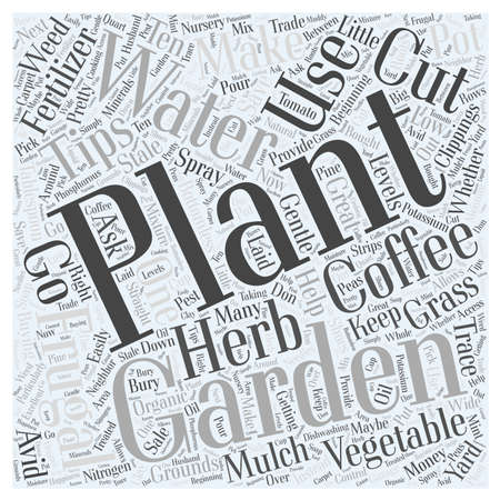 Whether you are an avid vegetable gardener Word Cloud Concept