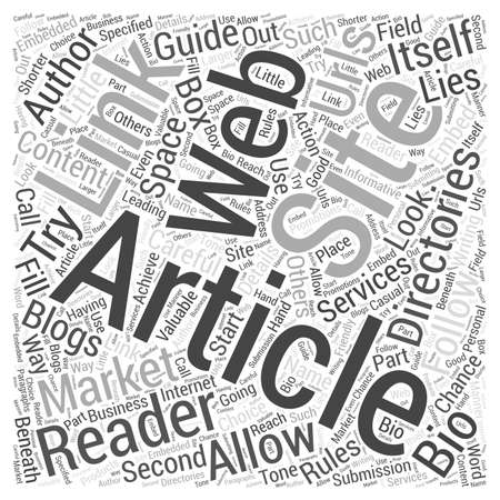 article marketing: What Lies Beneath an Article on Marketing Word Cloud Concept