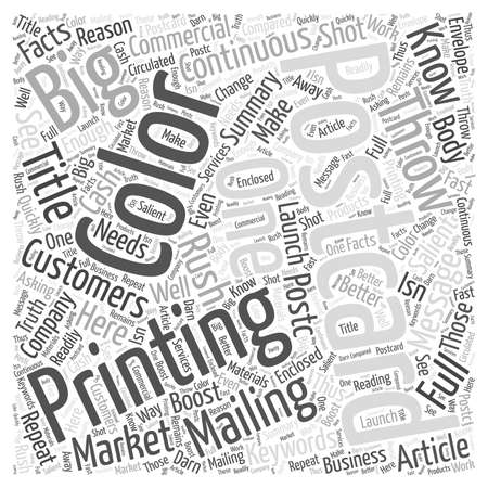 about you: What You Should Know About Postcards Word Cloud Concept