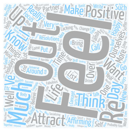 socializing: You Can Be Happy If You Decide To Be text background wordcloud concept Illustration