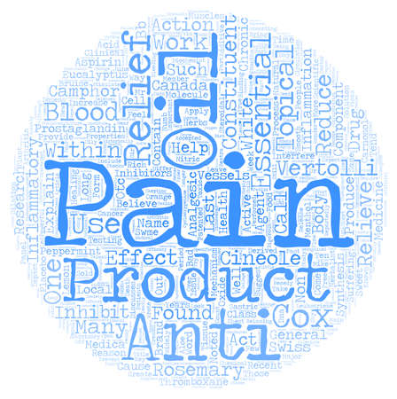 medica: Why Swiss Medica s O24 Works for Pain Relief text background wordcloud concept Illustration