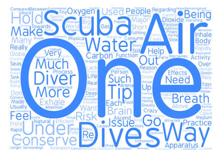 BWSD tips to conserve air text background word cloud concept