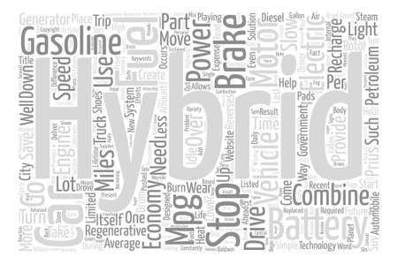 The Power of Possibilities text background word cloud concept Illustration