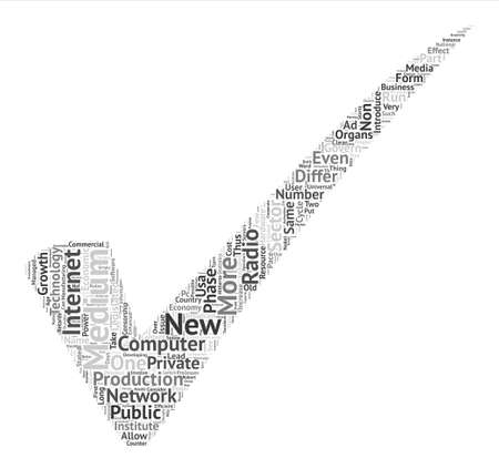 The Solow Paradox Word Cloud Concept Text Background