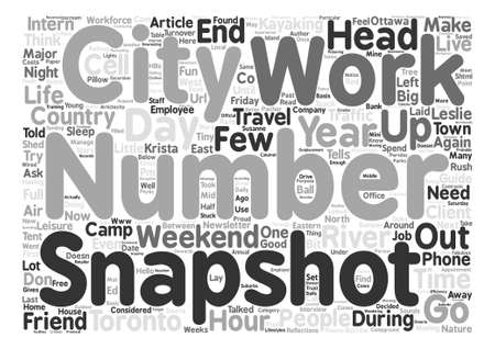 http: Hello from the Ottawa River And Reflections on City Life text design word cloud concept Illustration