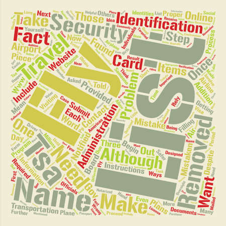 Are You on The No Fly List Waht You Can Do Word Cloud Concept Text Background Banco de Imagens - 74202141