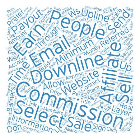 referred: Affiliates What is an Affiliate Word Cloud Concept Text Background Illustration