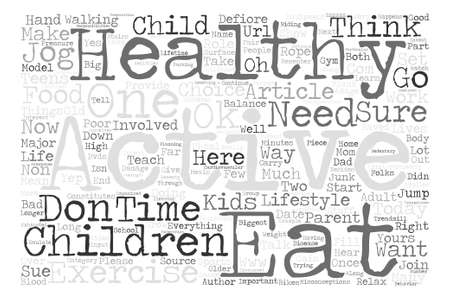 Activity Poor Food Choices Non Healthy Lifestyle text background word cloud concept