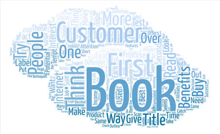 Bfolder how to create a great title for your ebook text background word cloud concept