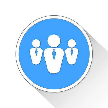 sharpness: business team Button Icon Concept No.10886 Stock Photo