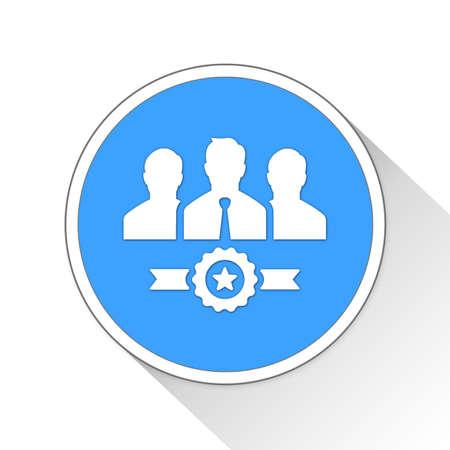 indulgence: Premium service Button Icon Concept No.10482