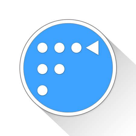 volatility: volatility cursor Button Icon Concept No.2216