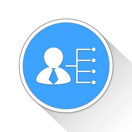 delegate: delegate Button Icon Concept No.11628