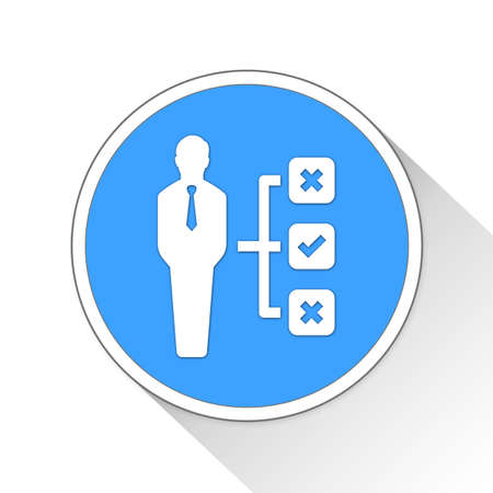 addition: Planning Button Icon Concept No.9898