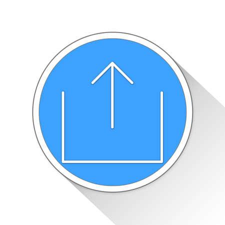 Share Button Icon Concept No.7522 Stock Photo