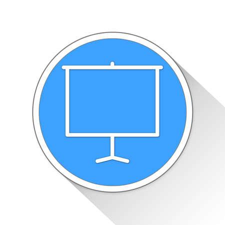 proposition: presentation Button Icon Concept No.11565