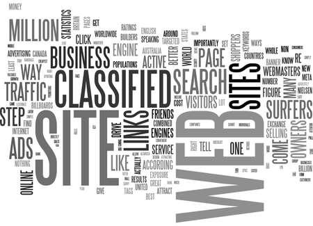 ドライブ ビジネス WEB サイト本文の単語雲概念に分類方法  イラスト・ベクター素材