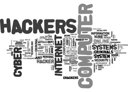 A CLOSER LOOK AT CYBER CROOKS TEXT WORD CLOUD CONCEPT