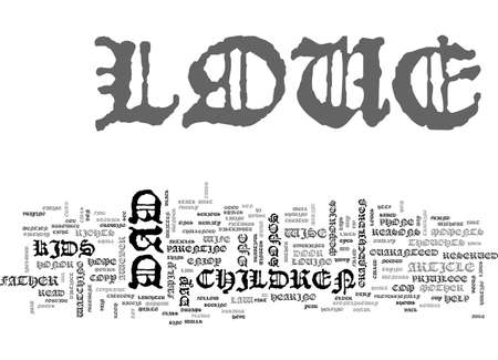 A DAD S THOUGHTS ON DAD S DAY TEXT WORD CLOUD CONCEPT