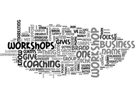 A FAST WAY TO FIND CLIENTS TEXT WORD CLOUD CONCEPT Illustration