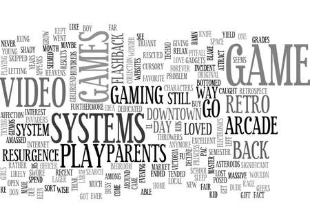 flashback: A FLASHBACK FROM WAY BACK TEXT WORD CLOUD CONCEPT