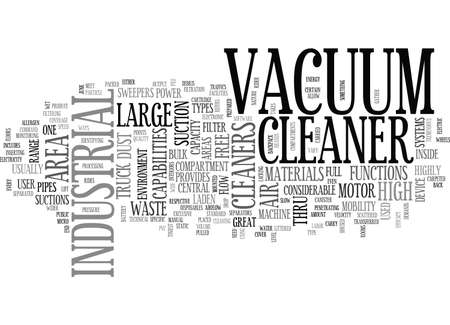 supposed: A HIGH END CLEANER MACHINE TEXT WORD CLOUD CONCEPT