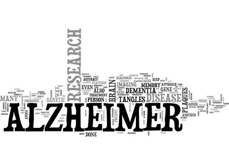ALZHEIMER MEMORIA DEMENCIAS TEXT WORD CLOUD CONCEPT
