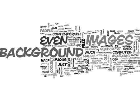 BACKGROUND IMAGES TEXT WORD CLOUD CONCEPT Illustration