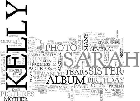 A PRICELESS BIRTHDAY GIFT TEXT WORD CLOUD CONCEPT