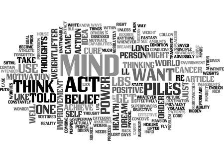psychic: A PSYCHIC REVEALED THE HIDDEN SUPERPOWERS OF YOUR MIND TEXT WORD CLOUD CONCEPT Illustration