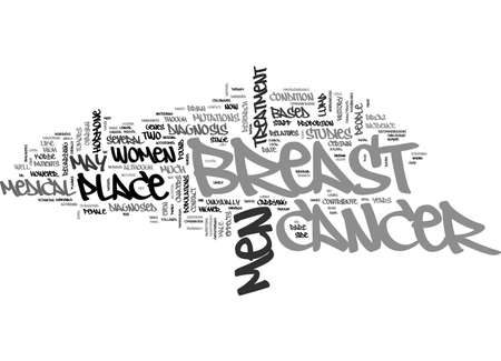 A RARE CASE OF MALE BREAST CANCER TEXT WORD CLOUD CONCEPT