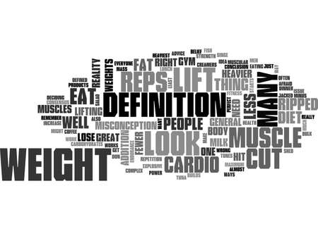 ADVICE FOR MEN WHO WANT TO LOOK RIPPED TEXT WORD CLOUD CONCEPT