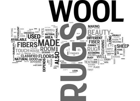 enhances: A RUG ADDS A TOUCH OF BEAUTY TO YOUR ROOM TEXT WORD CLOUD CONCEPT